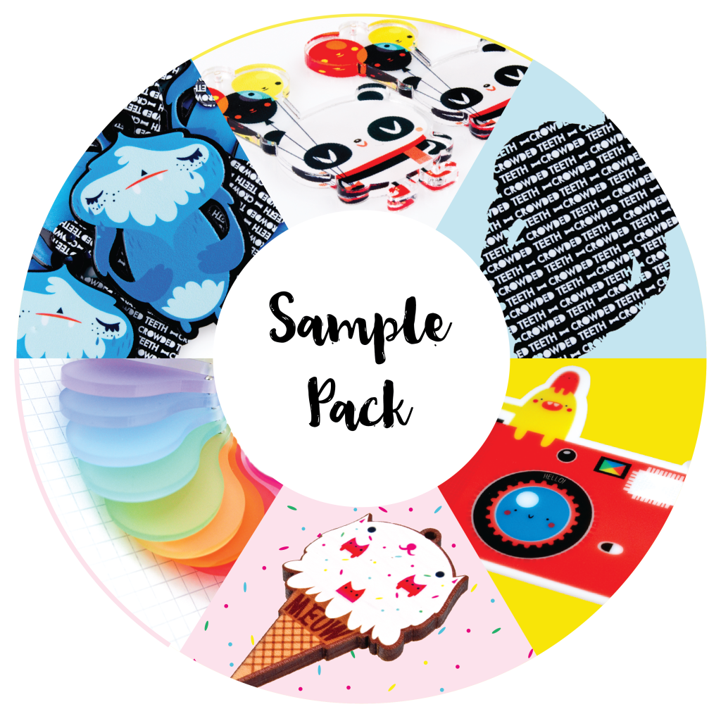 ink it labs sample pack