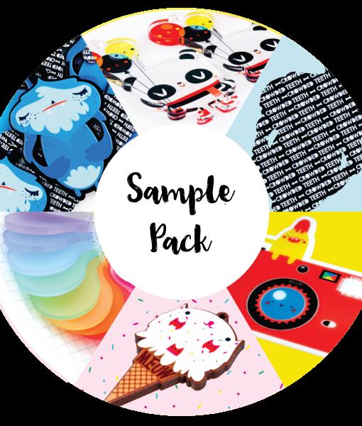 ink it labs sample pack